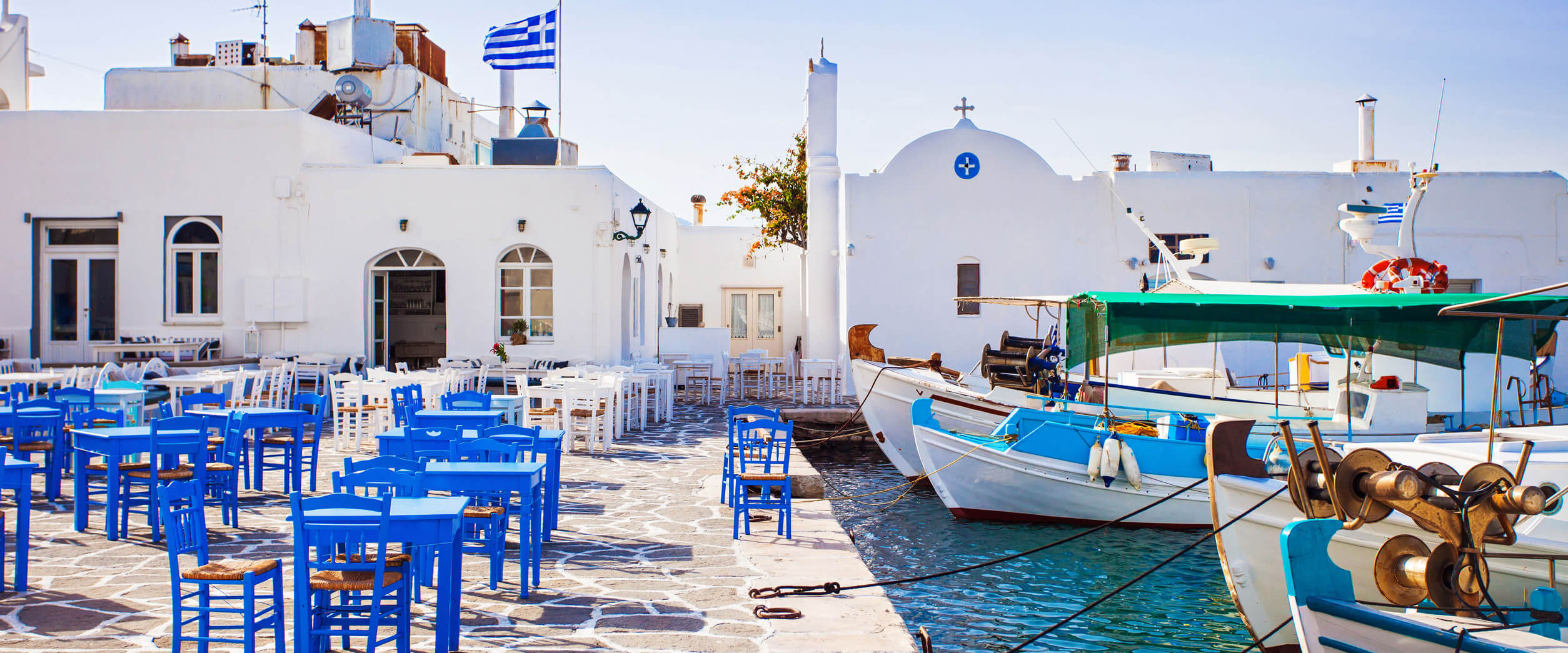 Village of Paros